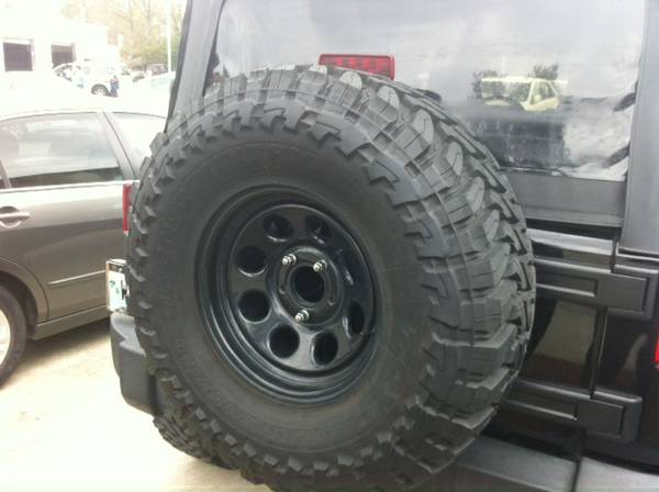 Toyo Open Country MT - $550 (Baton Rouge )