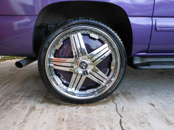 26 Dub Delusion Floaters (Rims) - $3500 (Gramercy)