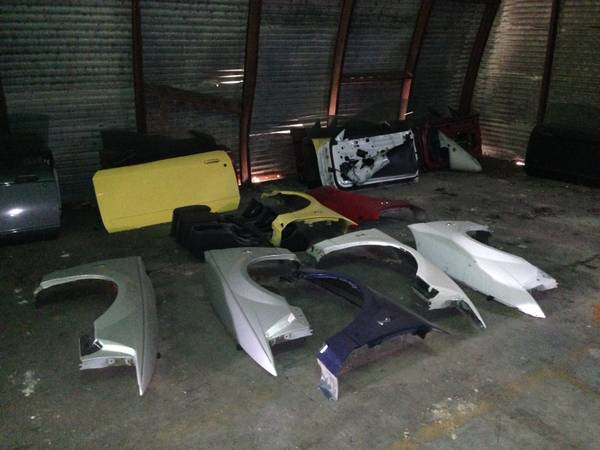 2003 2004 99-04 GT Ford Mustang SVT Cobra Parts - $100 (Baton Rouge)