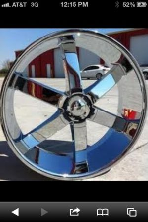 26 inch PW55 3053026s Wheels Rims 26s - $2000 (Gonzales,La)