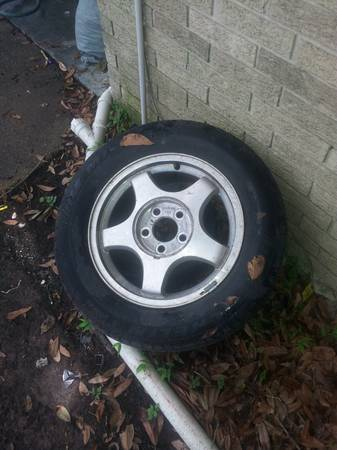 monte carlo rims and tires - $150 (baton rouge)