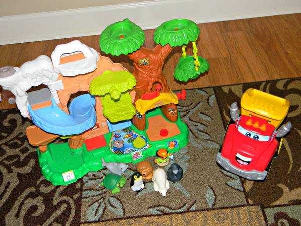 Toys for Sale Mega Blocks, Imaginext Castle,  More (Livingston)