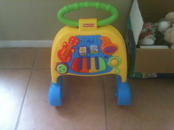 two baby walker  a safety gate for sale -   x0024 7  LSU