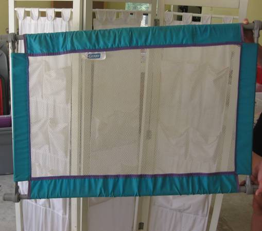 Monitor, changing table, strollers, gate, high chair, etc (Central)