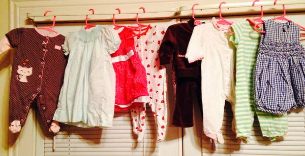 3-6 baby girl clothes -   x0024 80  Baton Rouge