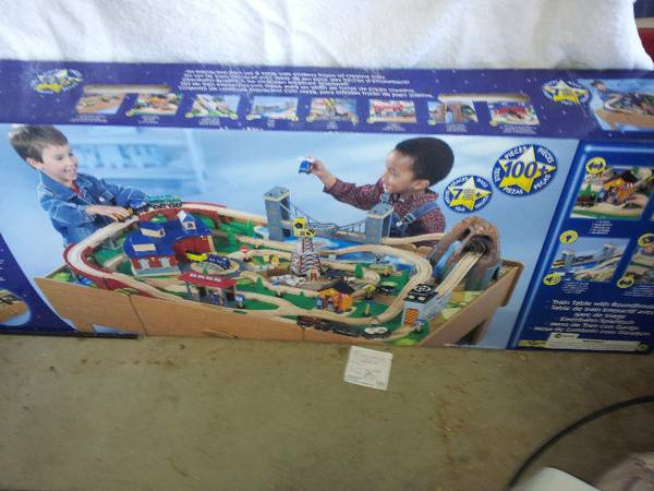 Imaginarium City Central Train Table Set - $120 (Baton Rouge)