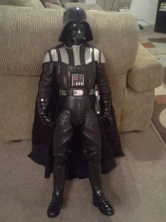 Huge size Darth Vader -   x0024 20  hammond