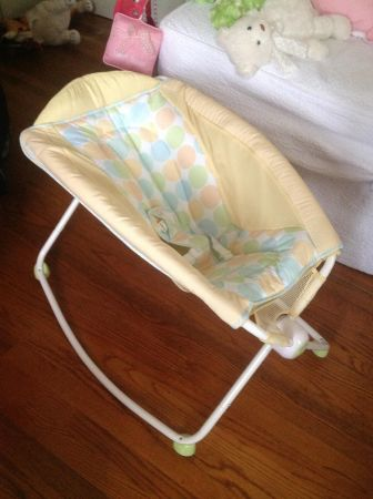 Brand new Fisher Price Sleeper - $35 (LSU)