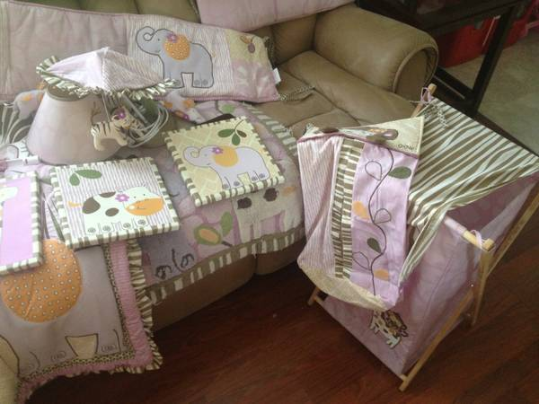CoCaLo Jacana Bedding Set - $225 (Gonzales)