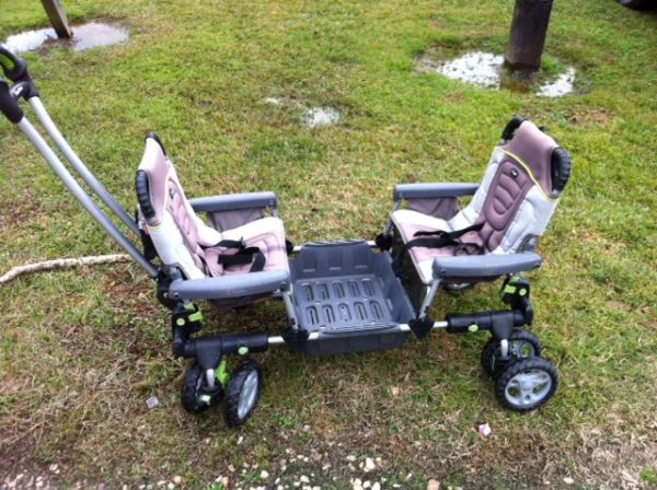 Wagon Stroller - Fisher Price - $40 (Gonzales)