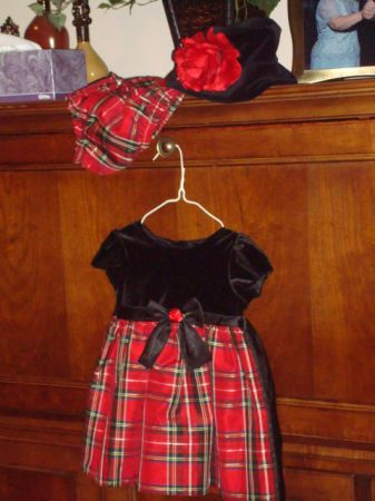 24 month, Christmas Dress, Youngland - $10 (Zachary)