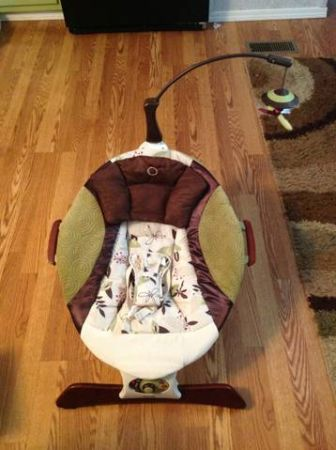 Fisher-Price Zen Collection Infant Seat - $40 (Gonzales)