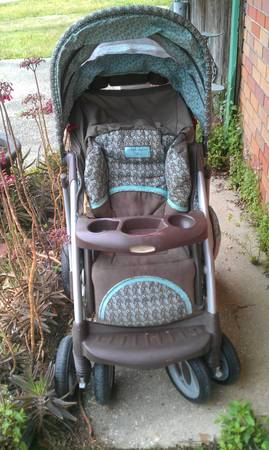 Laura Ashley baby stroller - $50 (Gonzales area)