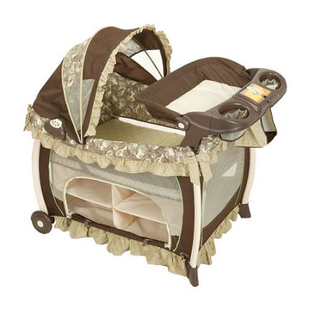 Graco Suite Solutions Portable Play Yard - BIRKSHIRE - $280 (Baton Rouge Zachary)