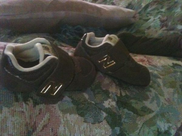 Toddler Sz 3 shoes(new balance, old navy, sperry) - $101520 (Denham springs Watson)