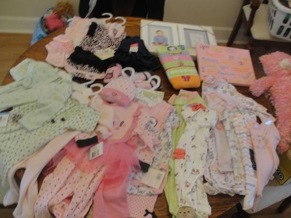 Lots of Baby Items (baton rouge)