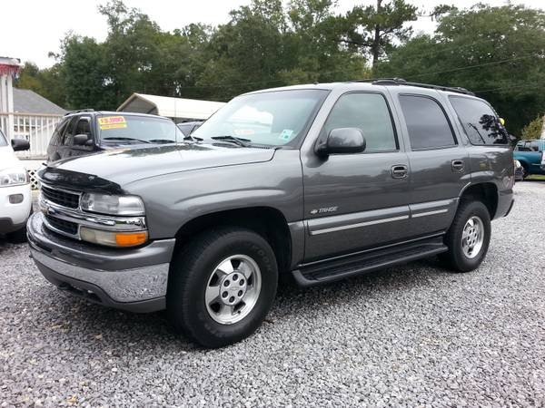 1 Owner__2002 Chevy Tahoe LT, Fully Loaded with Leather 3rd Row Seat - $5990 (AceAutoSource.com)