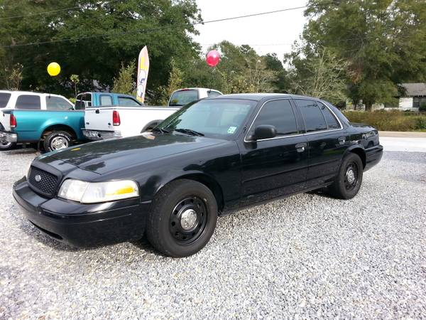 2008 Ford Crown Vic Police Package - $4990 (AceAutoSource.com)
