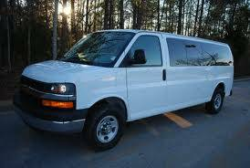 Will swap 08 Chevy Express 12 passenger for muscle car