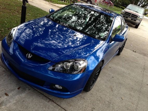 Supercharged 2005 Acura Rsx type s 48,xxx miles - $15999 (Kenner)