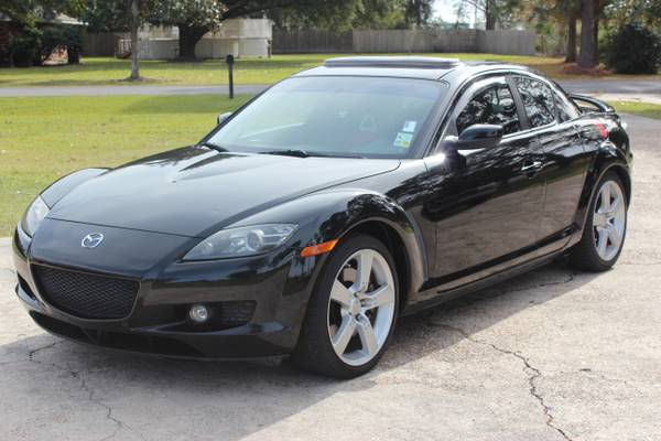 2004 Mazda RX8 GT - loaded  8000 OBO - $8000 (AddisBaton Rouge)