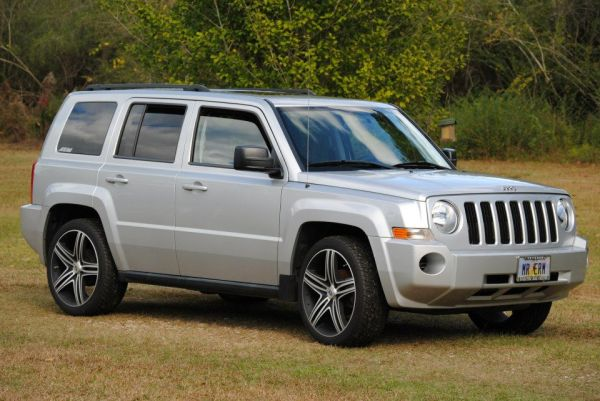 2010 Jeep Patriot Sport - $15750 (Picayune, MS)