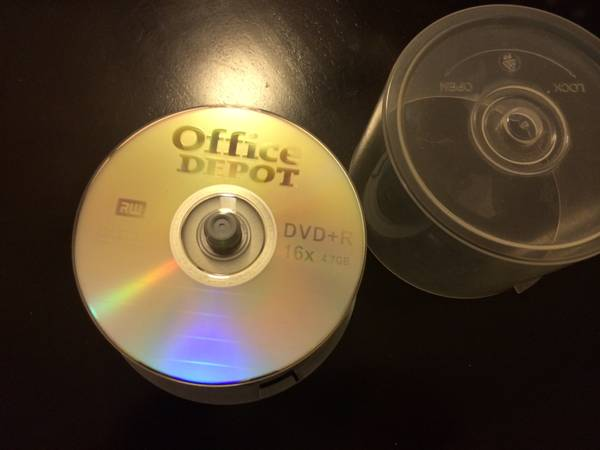 DVDR Office Depot brand - $15 (Baton Rouge)