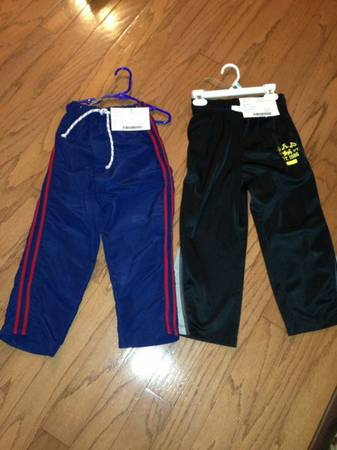 Boys Sz. 7 MissTeeVUs and GAP Track Pants - $8 (Baton Rouge)