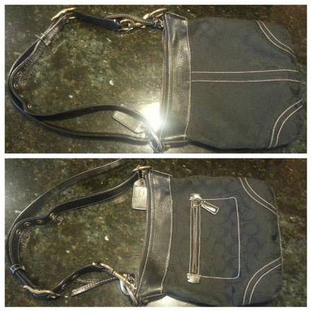 Authentic Coach purses with serial number - $100 (Geismar )