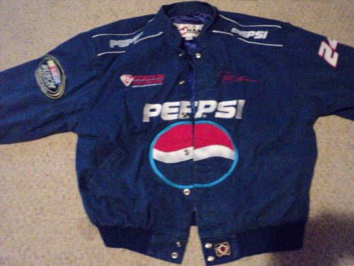 Nascar Chase Authentics Drivers Lane-Jeff Gordon 24 Pepsi JACKET - $30 (BATON ROUGE CENTRAL)