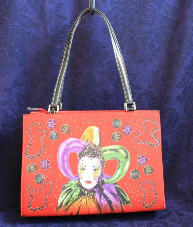Mardi Gras Purse - Kate Spade Design (Near LSU)