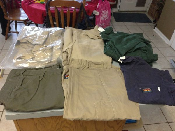 Nomex FRC Clothing - $100 (Baton Rouge)