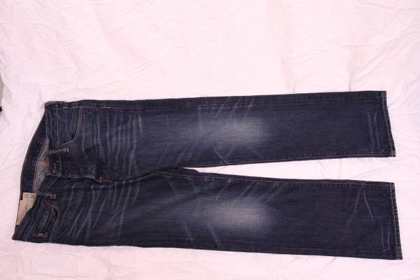Mens Abercrombie Fitch Hollister Shirts and Jeans - $1 (Baton Rouge, Zachary, Denham Springs)