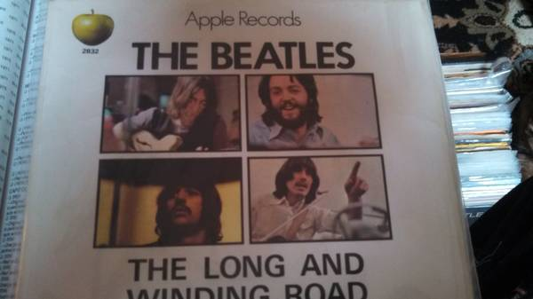 Beatles LPs EPs PSs and 45s Parlaphone MGM VJ UA Apple Capitol