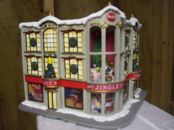 Hawthorne Village Christmas Collectible Village Houses Accesories - $30 (Baton Rouge-Denham Springs)