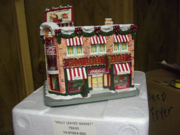 Hawthorne Christmas Village Collectible Houses Accessories - $30 (Baton Rouge-Denham Springs)