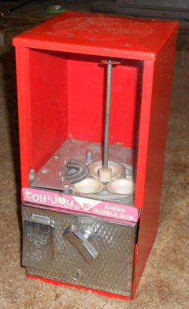 Vintage Toy N Joy Gumball Machine - $50 (Albany, Louisiana)
