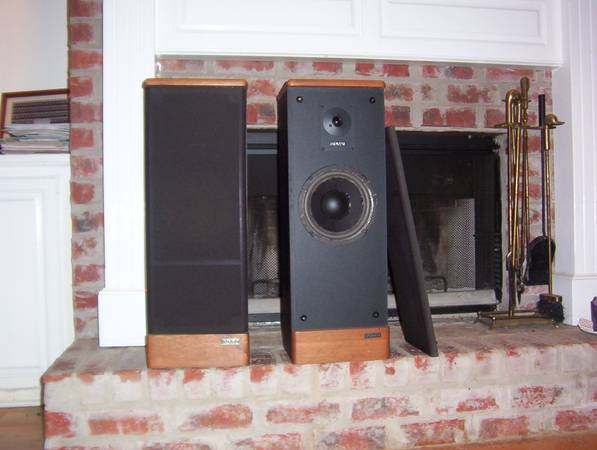 Advent Prodigy Tower Speakers sell or trade - $40 (LSU)