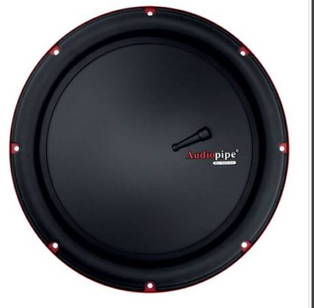 Brand new audiopipe 12 subwoofer - $50 (Baton Rouge )