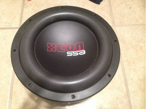 10 sub woofer ssa - $350 (Covington)
