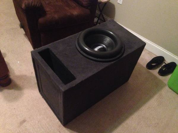Sundown audio x-15 d2 in box - $400 (Kentwood)