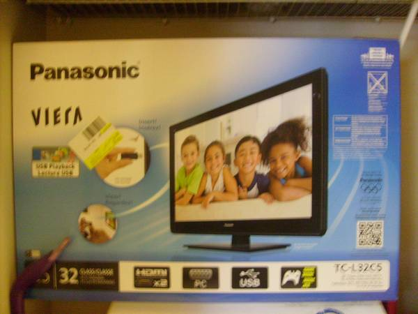 32Panasonic Viera Flat Screen TV - $175 (Baton Rouge)