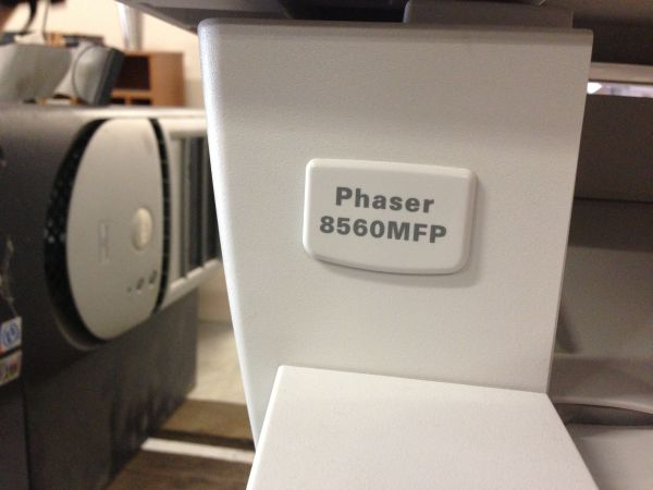 Xerox Phaser Printer - $150 (Gonzales)