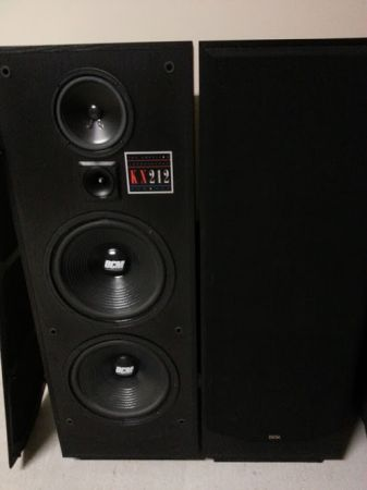 12 DCM Speakers - $275 (HammondMadisonville)