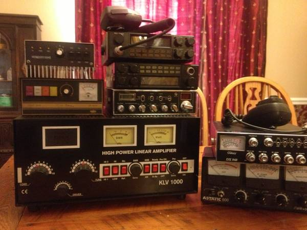 CB Radio Clearance - Radios -Amplifiers - $500 (Baton Rouge Area)