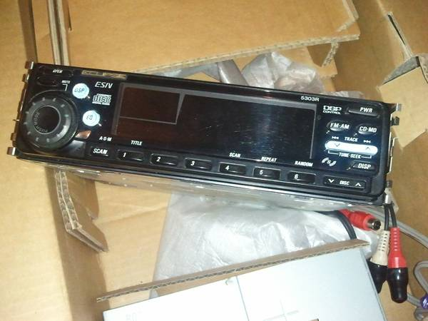 Eclipse Car Stereos For Sale