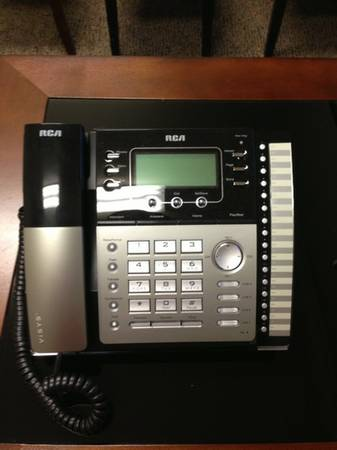4x RCA 4-Line Business Speaker Phone with Auto Attendant and Ans Mach - $75 (Baton Rouge)