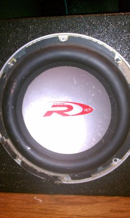 Subs, Box, and Amp - $250 (Baton Rouge)