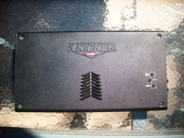 kicker L7  kx1200.1 - $400 (hammond)