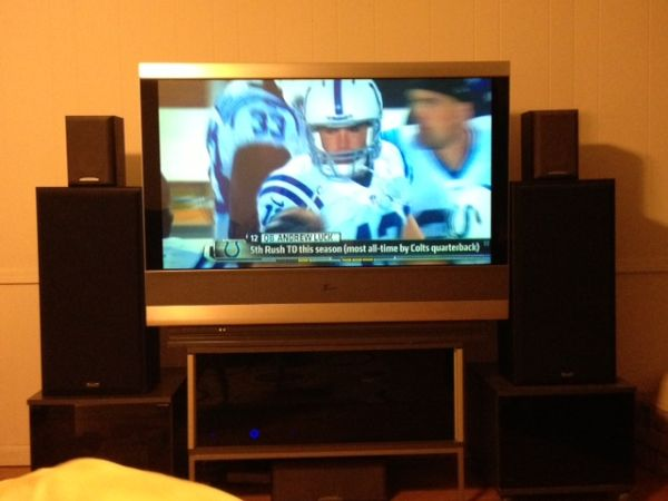 Zenith 52 HD TV Projection LCD with remote - $250 (Baton Rouge, LA)